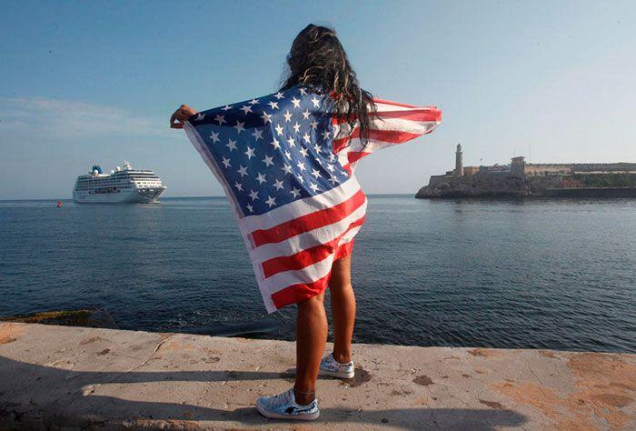 Invasión norteamericana - Conexión Cubana