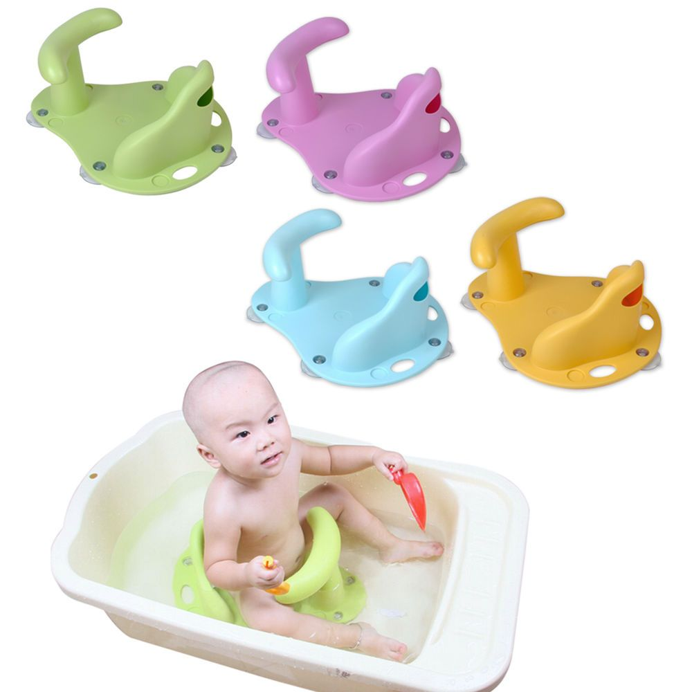 Baby Infant Child Toddler Bath Seat Ring Non Anti Slip Safety Chair ...