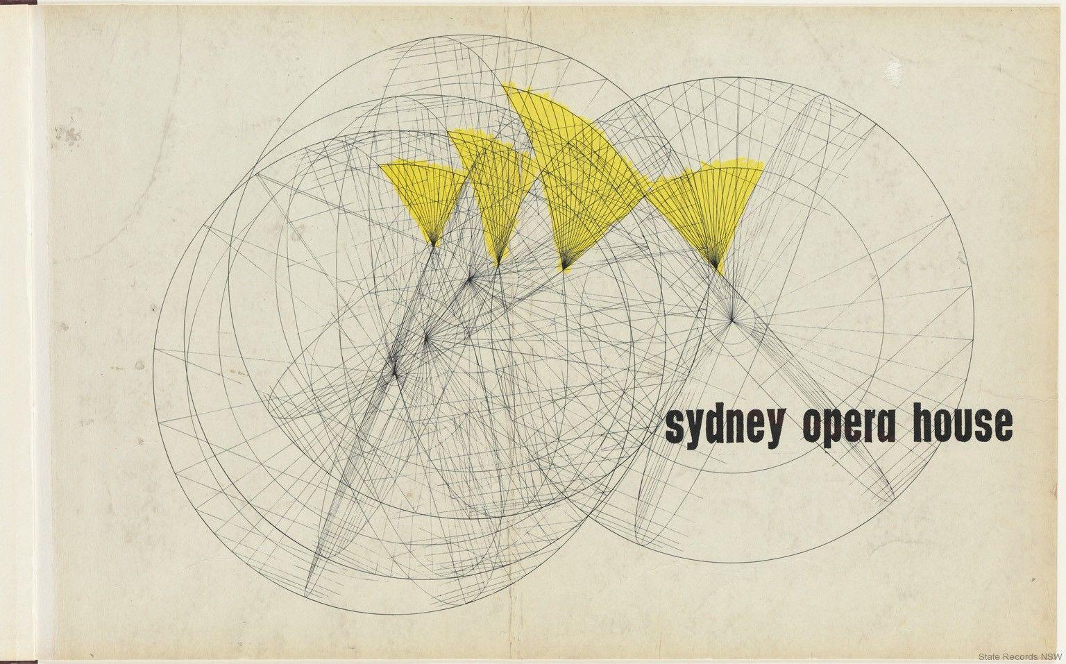 Sydney Opera House (1959 - 1973) Sydney AU.    Architect:Jørn Utzon (1918 – 2008).    Engineers:Ove Arup (1895 – 1988) & Partners.