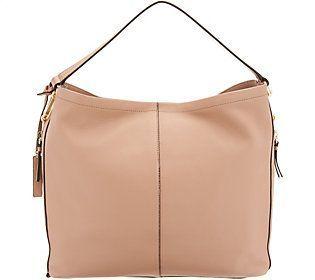 303cecbe69 Vince Camuto Leather Hobo Handbag - Leany  VintageLeatherHandbags ...