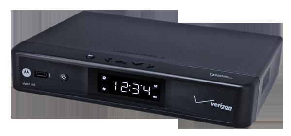 Verizon Unleashes The FiOS TV Media Server At The 2013 CES