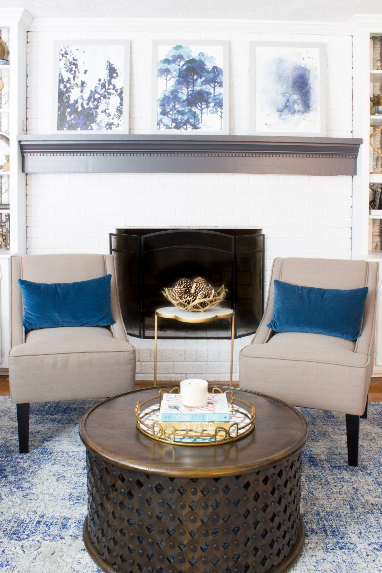 Looking for affordable arm chairs? These Charlotte Swoop Arm ...