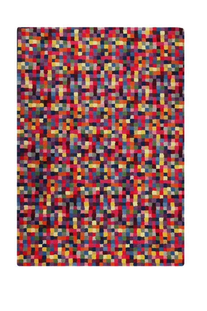 M A Trading Mat The Basics Area Rug Optima In Multi Color