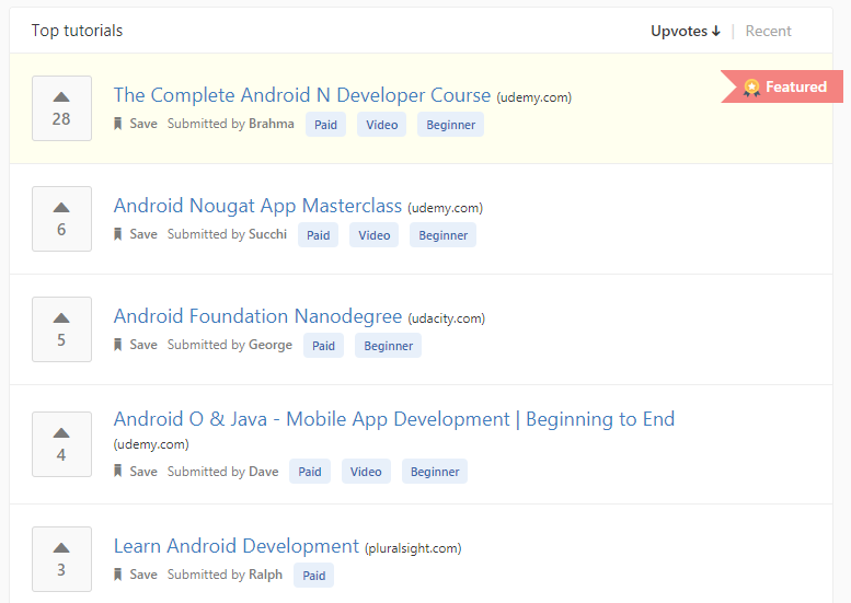 Learn Android development online from the best Paid Android