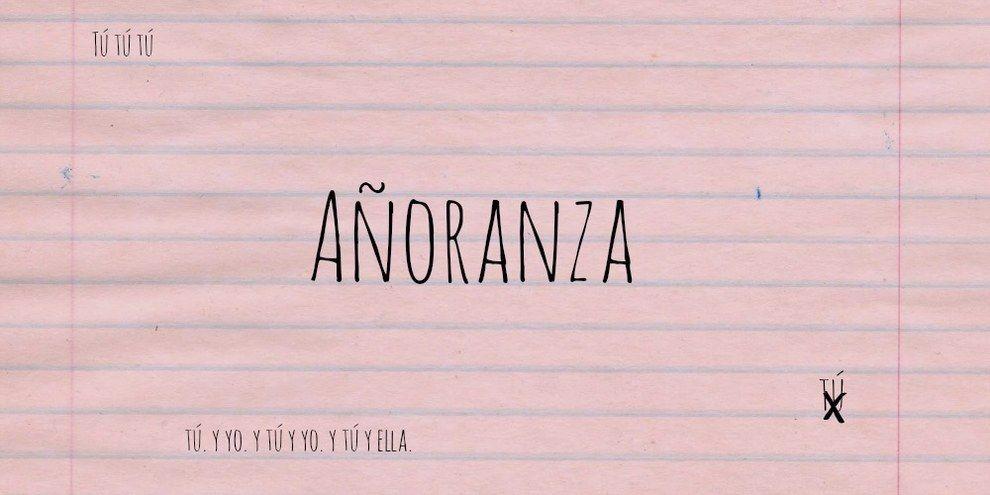 40 Beautiful Words In Spanish Spanisch Worter Worter Spanische