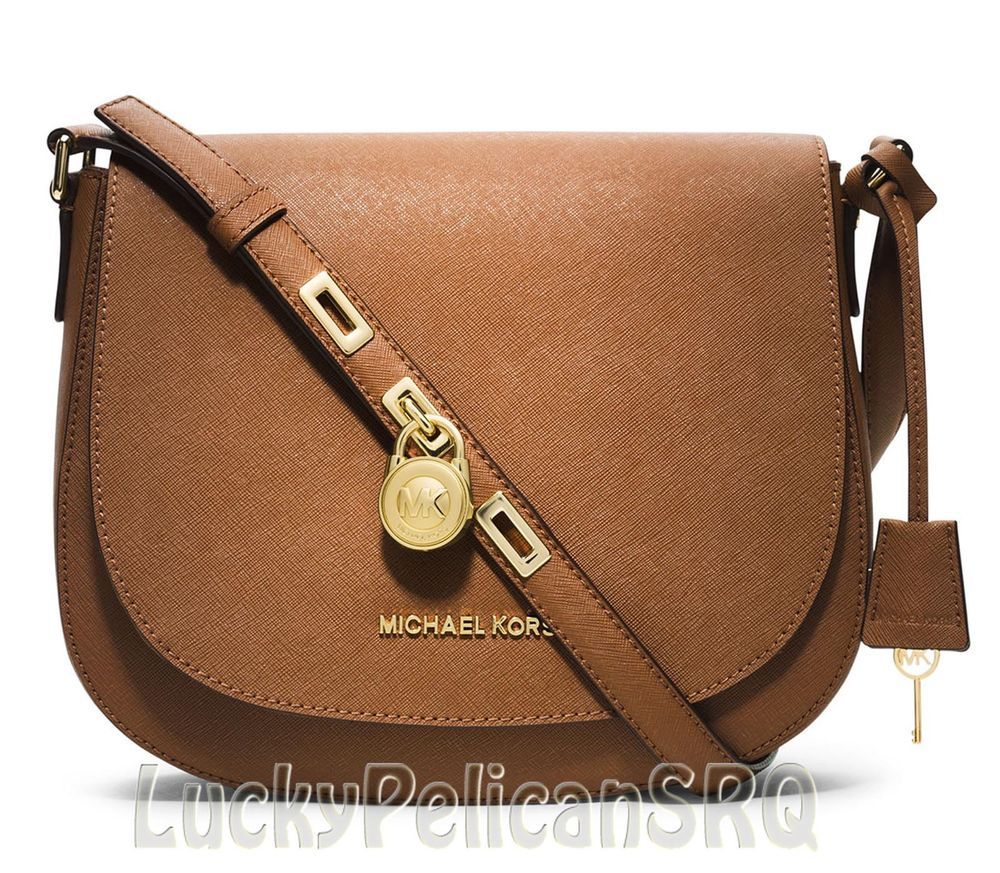 Michael Kors Luggage Brown Large