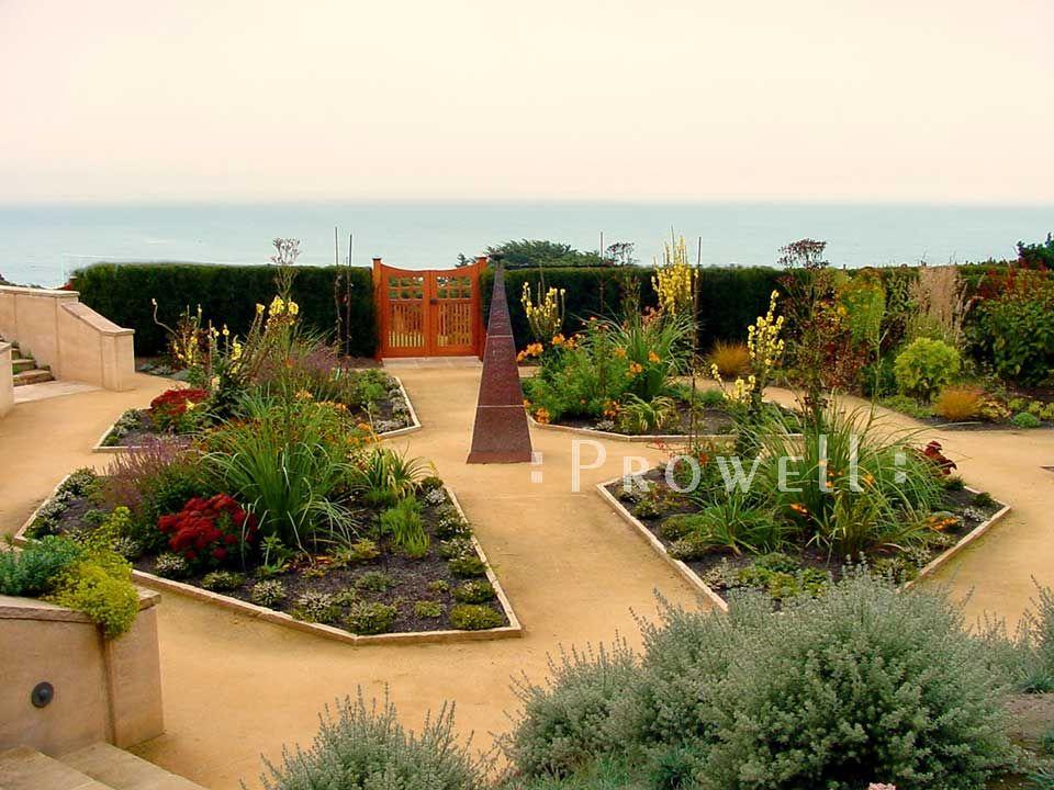 Prowell's Signature Garden Gates #96
