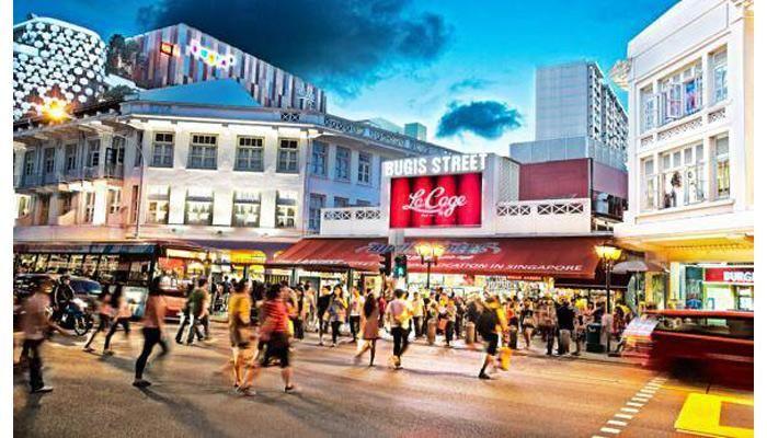 Bugis Street Best Singapore Travel Ideas