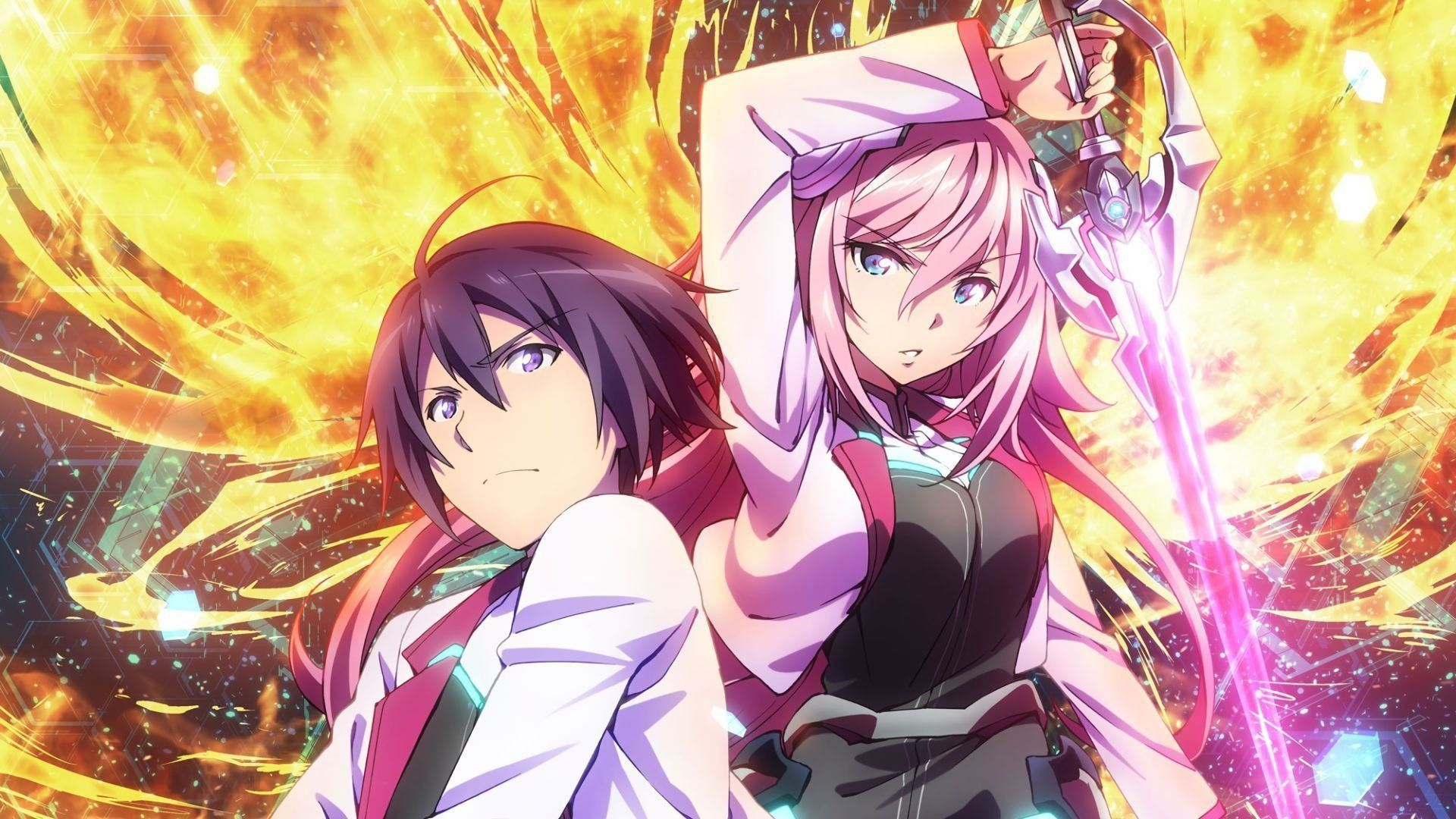 The Asterisk War The Academy City On The Water Hd Wallpapers