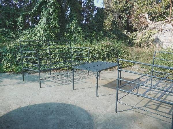 Muebles Terraza Fierro Forjado Andres Gasman Buscar Con