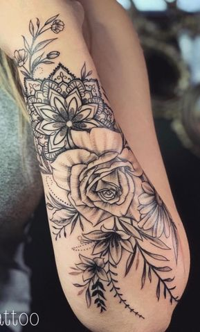 Tatuagens femininas no Antebraço: As 80 melhores ideias #1 - Fotos e Tatuagens