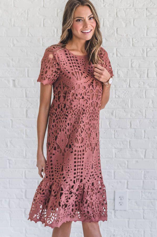 Unconditional Love Mauve Lace Dress Mauve Lace Dress Lace Dress Dresses