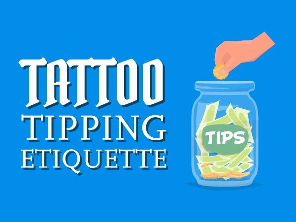 Should you tip your tattoo artist