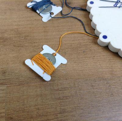 Homemade by Meta: DIY Kumihimo bobbins