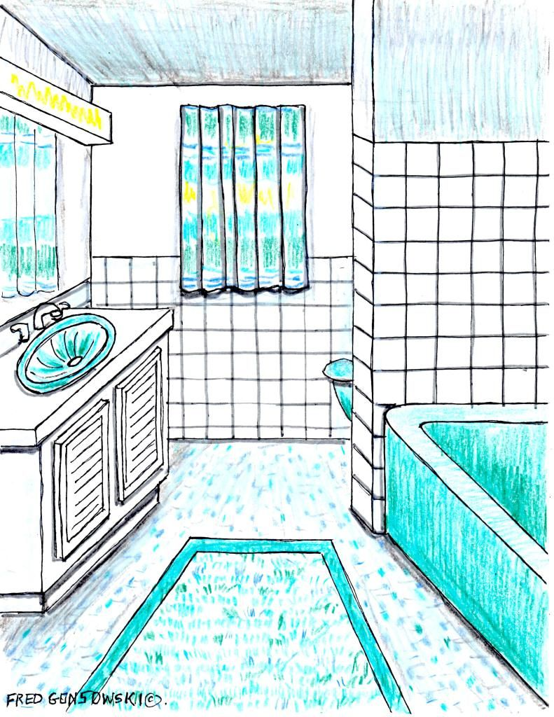 Two EASY Projects to make your Bathroom Shine.. Cleaning your ...