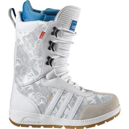 Adidas Samba Snowboard Boot Pinterest Donne 'Attrezzatura Da Snowboard Pinterest Boot 8f85ec