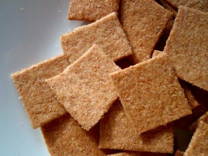 Copy cat wheat thins recipe they really taste like the real thing they really taste like the real thing minus solutioingenieria Image collections