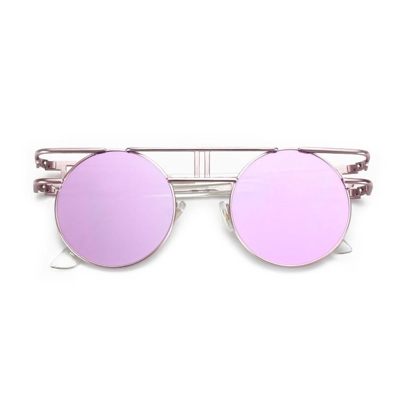 78ff37cb0 Eyewear Type: Sunglasses Item Type: Eyewear Style: Round Gender: Women Department  Name: Adult Lenses Optical Attribute: Gradient,Mirror,UV400 Model Number:  ...