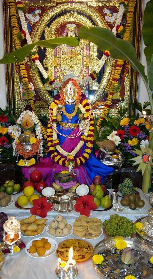 Pin by Sree on pooja decoration