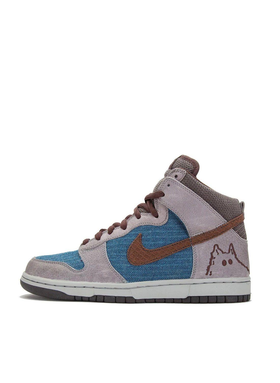 Stones Throw x Nike SB Dunk High