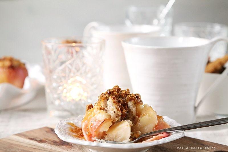 cheesecake apples