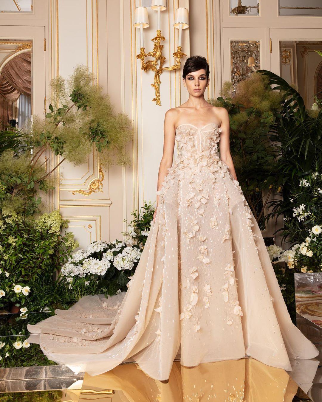 Rami Al Ali Haute Couture Autumn Winter 2019 202 Fashion Design Dress Fashion Rami Al Ali