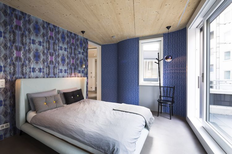 Fußboden Schlafzimmer Lampen ~ Bett diesel by moroso gimme shelter tapete ron arad stuhl moooi