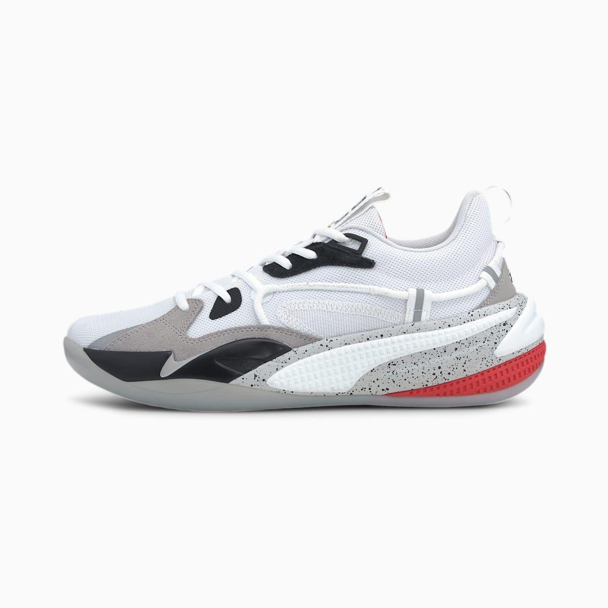 Youth basketball shoes, Puma