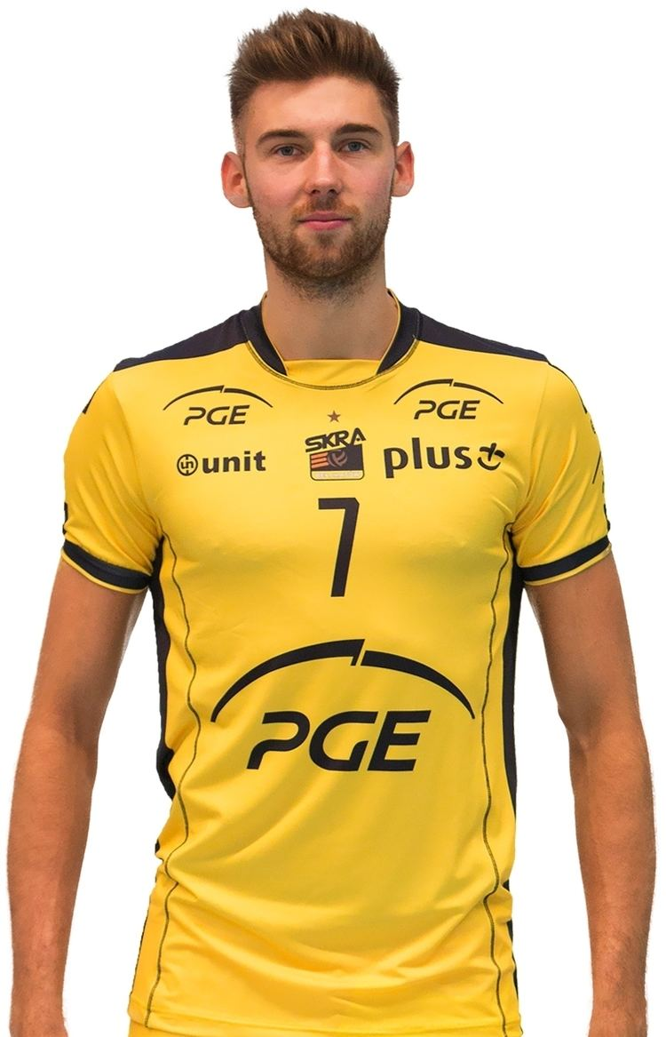 Bartosz Bednorz Alchetron The Free Social Encyclopedia Volleyball Team Belchatow Mens Tops