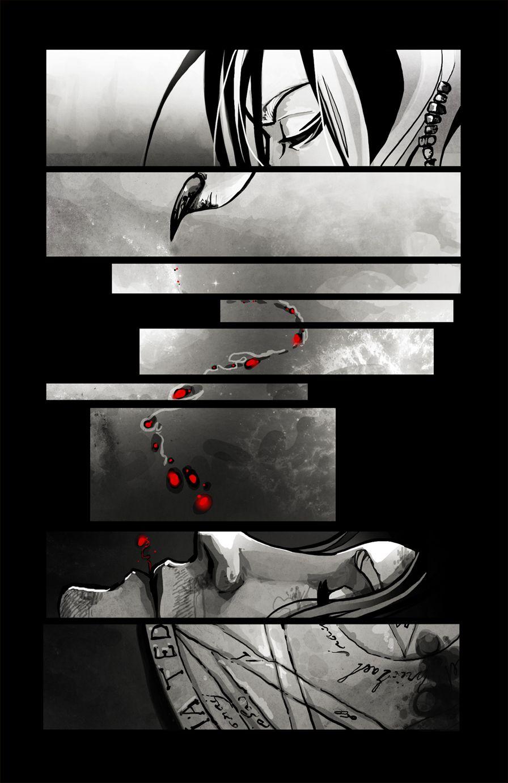 Ianua is a Victorian fantasy webcomic set in a world where