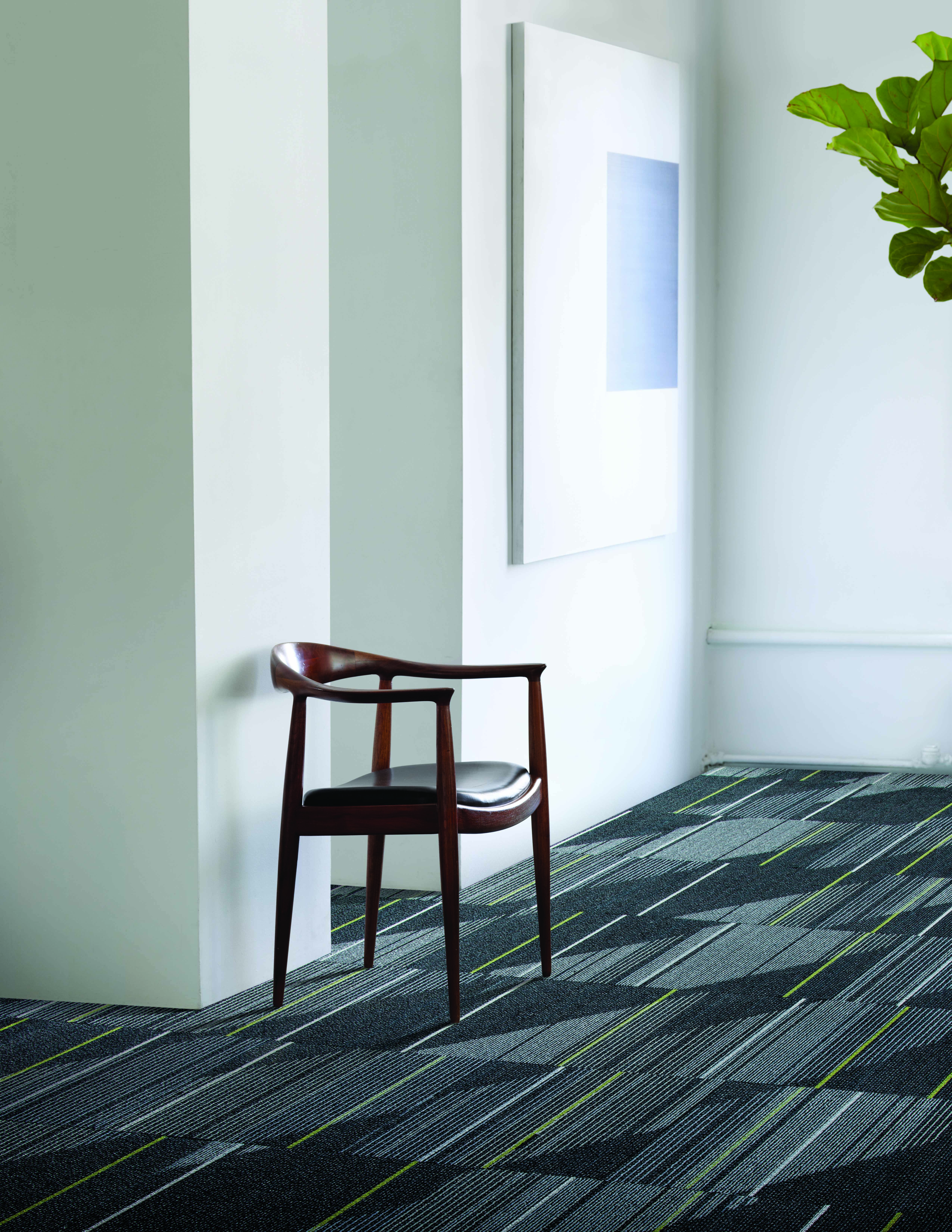 Interface modular carpet tile detours slate in reception area interface modular carpet tile detours slate in reception area waiting room make baanklon Image collections