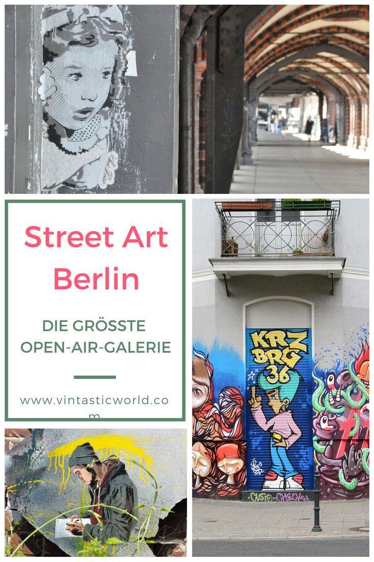Street Art Berlin: Die größte Freilichtgalerie Berlins ist eröffnet   - Genussreise | Tipps von Food- & Reisebloggern | Gruppenboard -