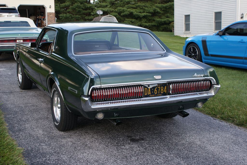 American Muscle Cars For Sale >> Pin By Brendan Coleman On Cougar S Mercury Cars Ford