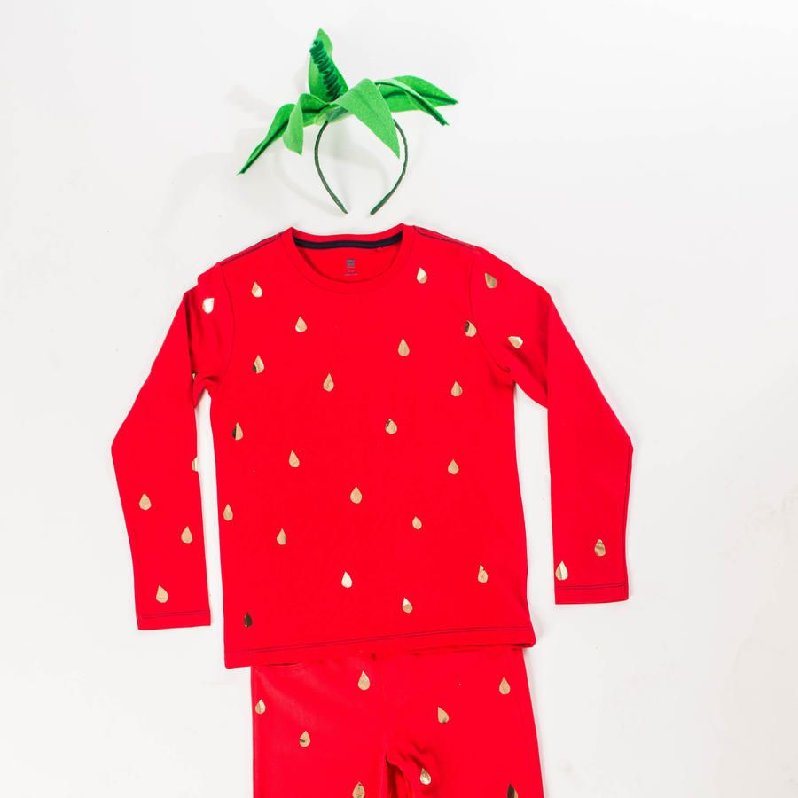 How To: Make Strawberry Jam - DIY Halloween Costumes for Kids - Southernliving…