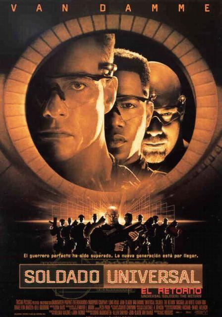 Soldado Universal 2 Peliculas Cine Peliculas Viejas Posters Peliculas