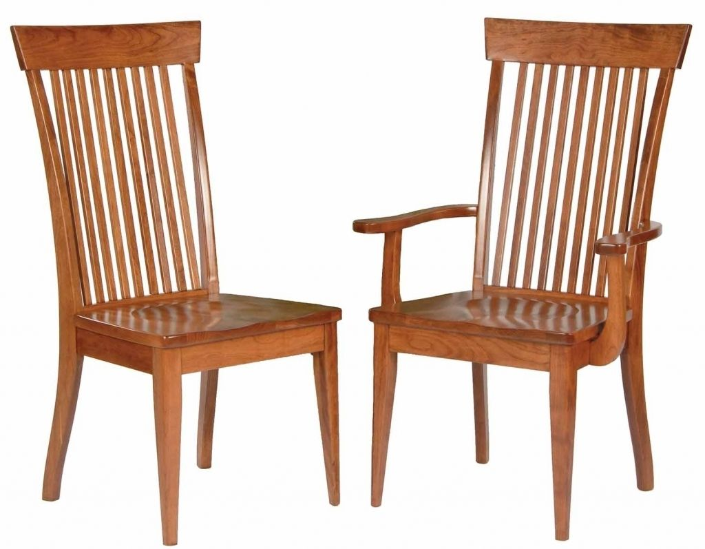 Interesting Wood Dining Room Chairs