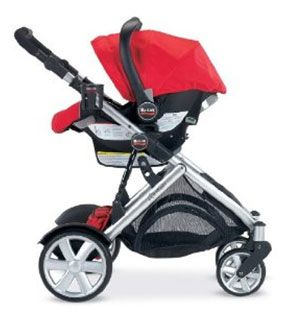 Baby Trend Stroller Britax B Ready It Looks Great It Does The