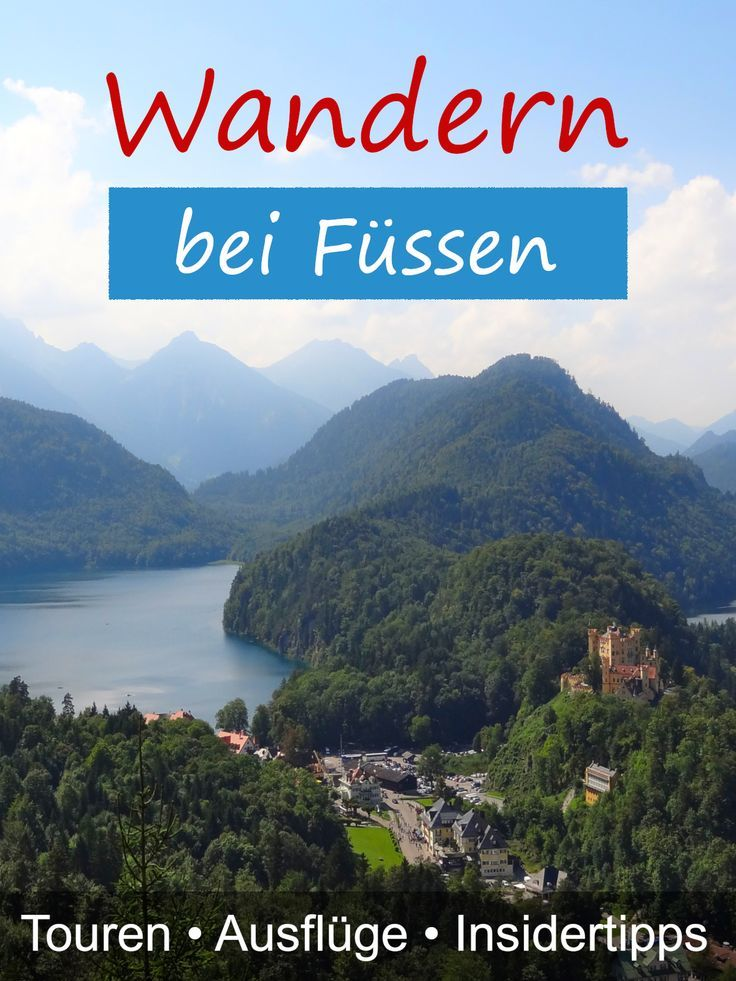 Photo of Füssen and surroundings: dream tours in the realm of the fairytale king