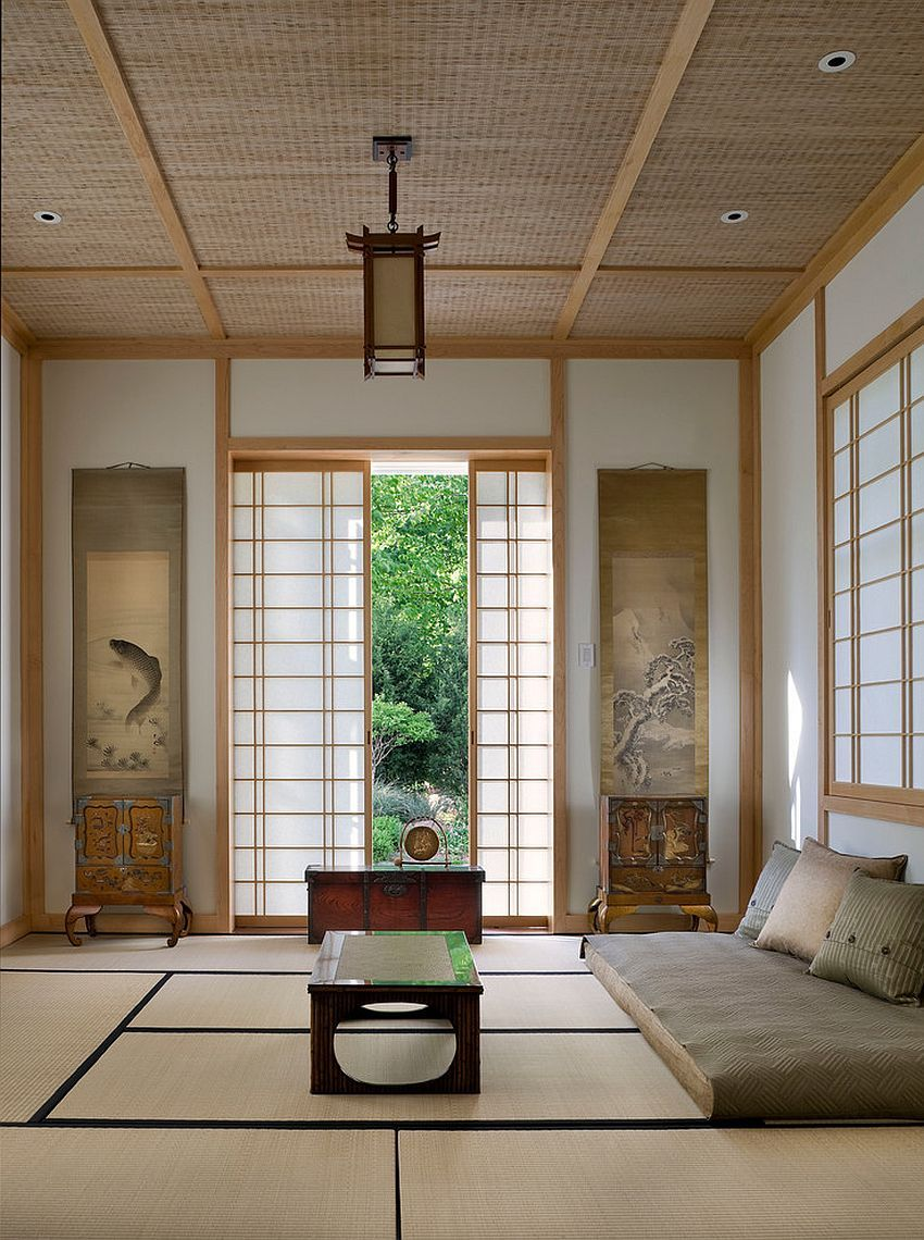 A World of Zen: 25 Serenely Beautiful Meditation Rooms | Interior ...