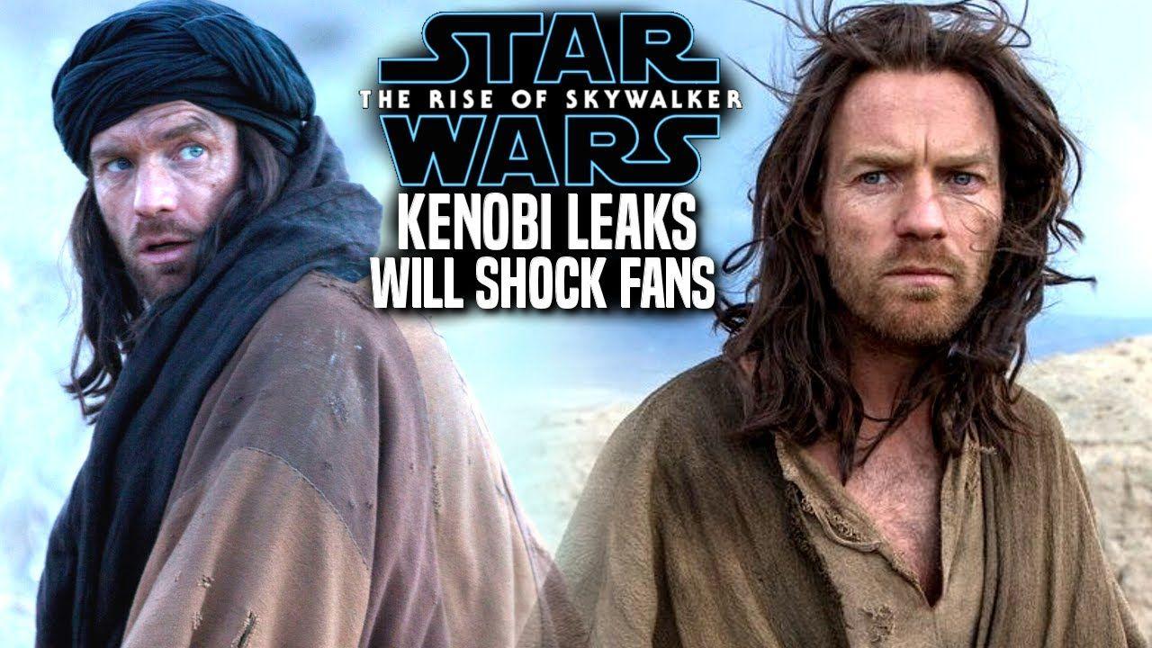 The Rise Of Skywalker Kenobi Leaks Will Shock Fans! (Star