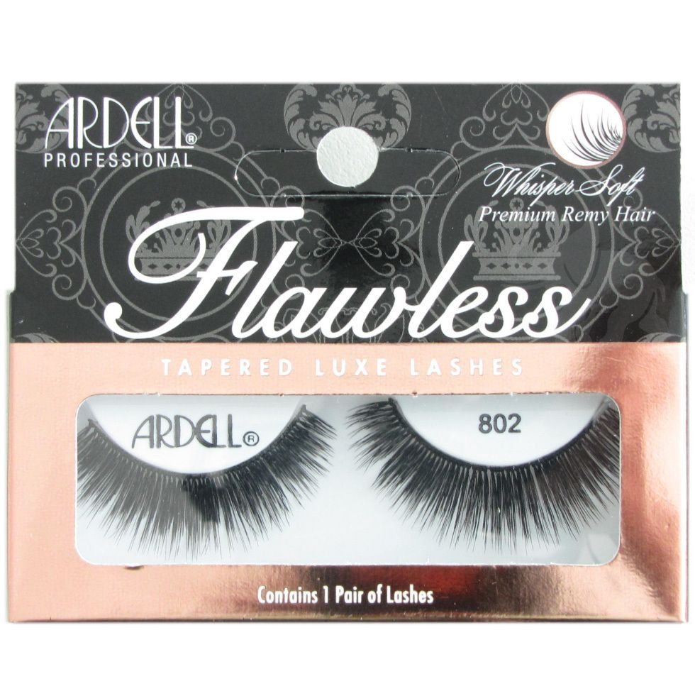 Ardell Flawless Tapered Luxe Lashes #802