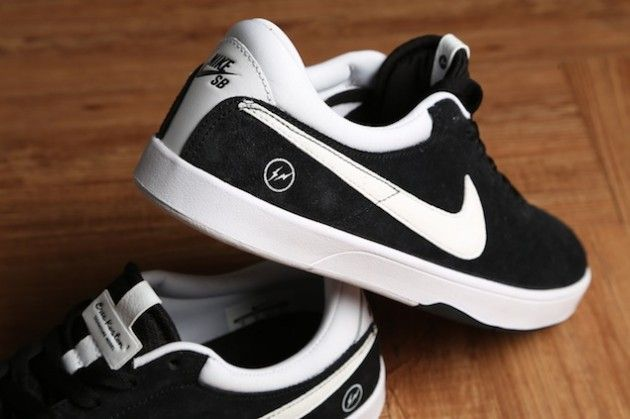 on sale 5ff5f 69289 fragment design x Nike SB Eric Koston 1 •