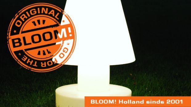 Op zoek naar een buiten lamp zonder snoer? een lamp met een mooi