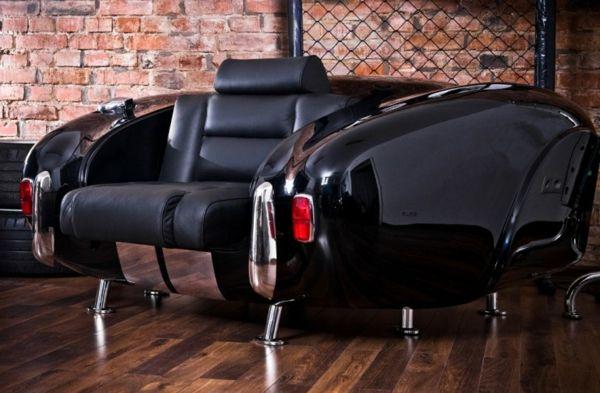 Luxuriöse Sammlung von Möbeln von Real Car Parts - http://wohnideenn ...