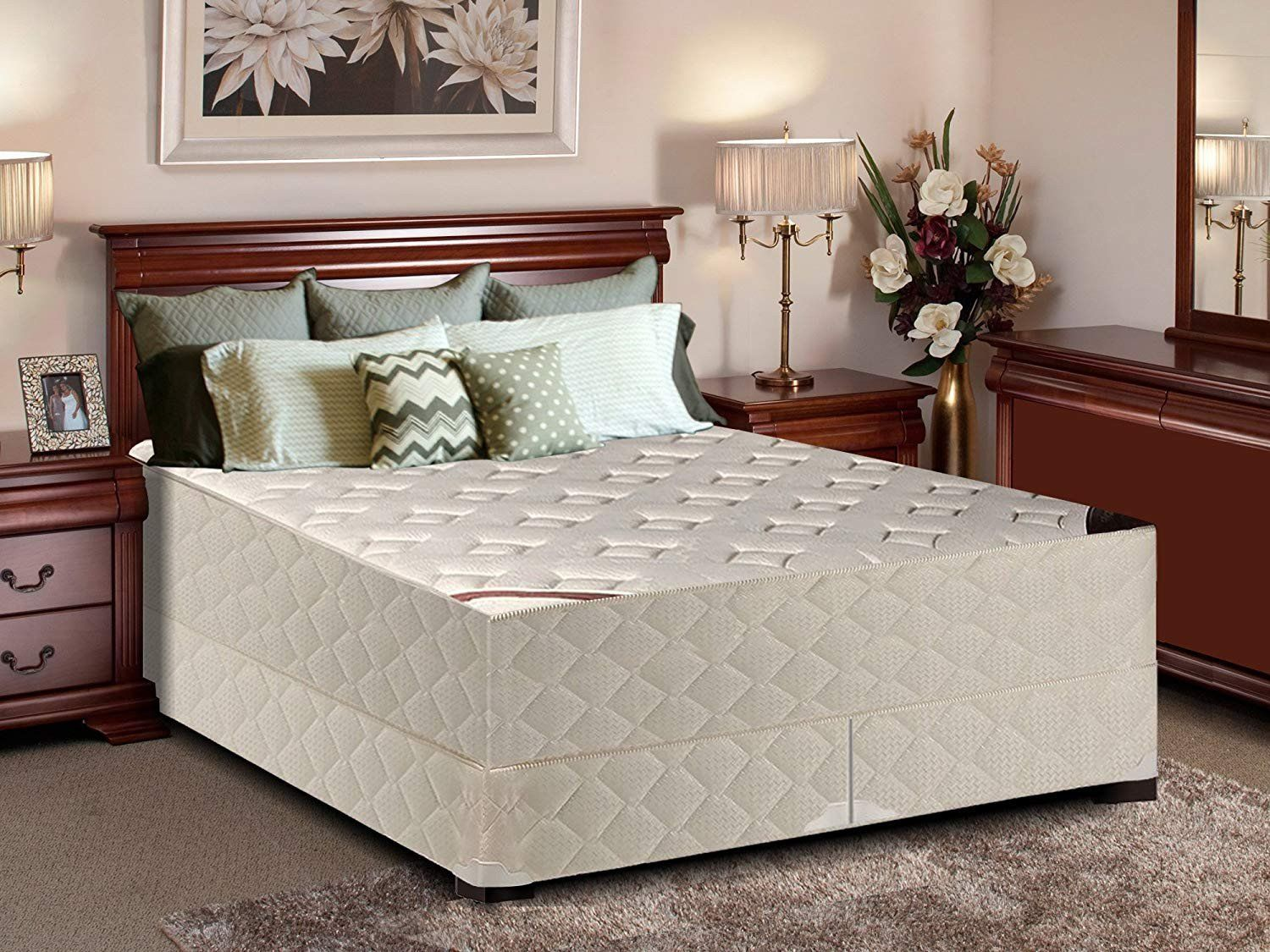 Best King Size Bed Frame Elegant Amazon Greaton Firm 14