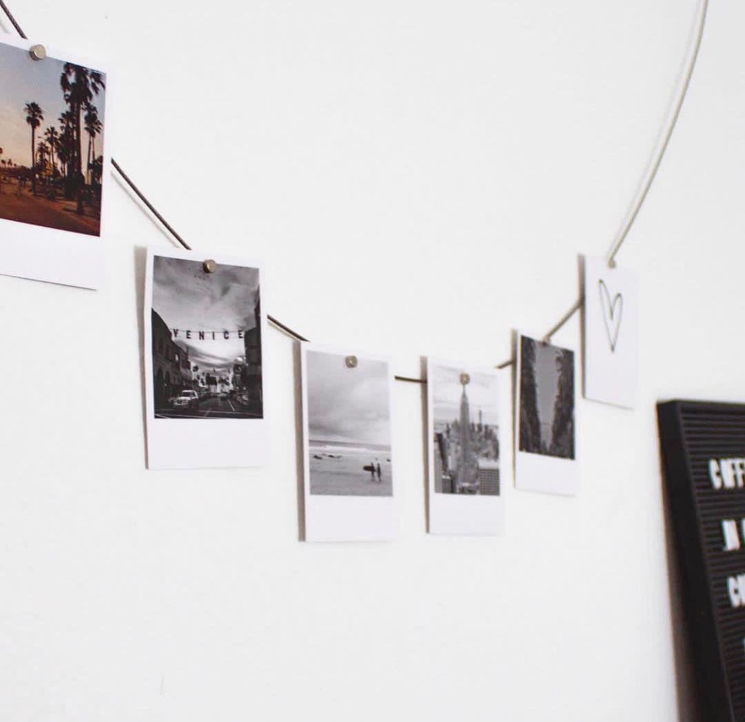 Fotoleine Magnetseil Flexibel Inkl 10 Magnete Fotos Aufhängen Bilder Aufhängen Ideen Bilder Aufhängen