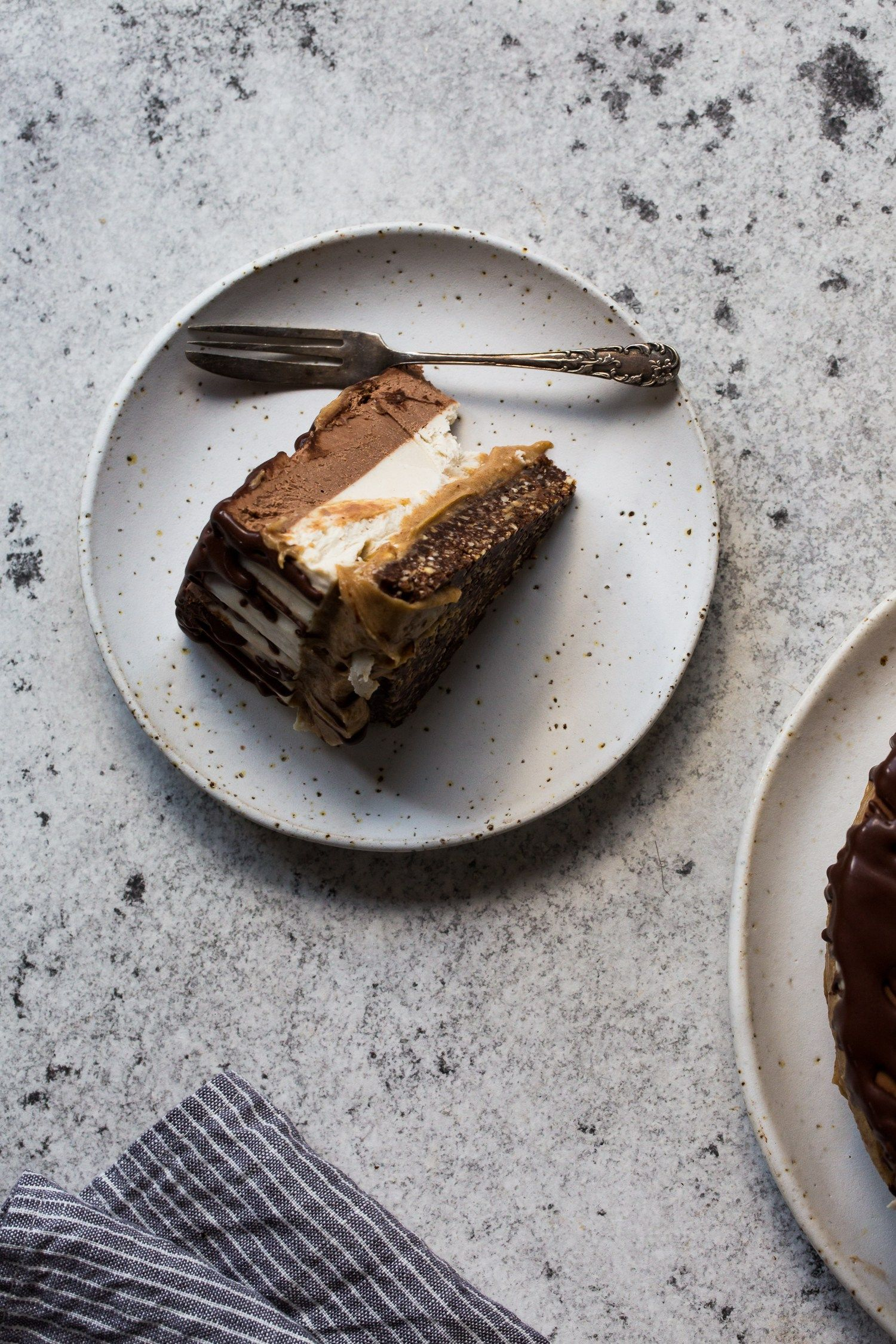 Almost Raw Vegan Snickers Cheesecake Vegan Gf Rsf