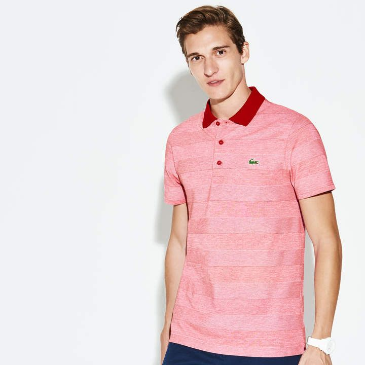 3b4b81cc92 Lacoste Polos Men's SPORT Technical Jersey Golf Polo | Products ...