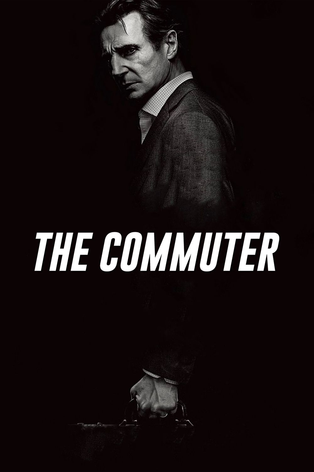 The Commuter Movie 2018 Filme Movie Posters Movies Film