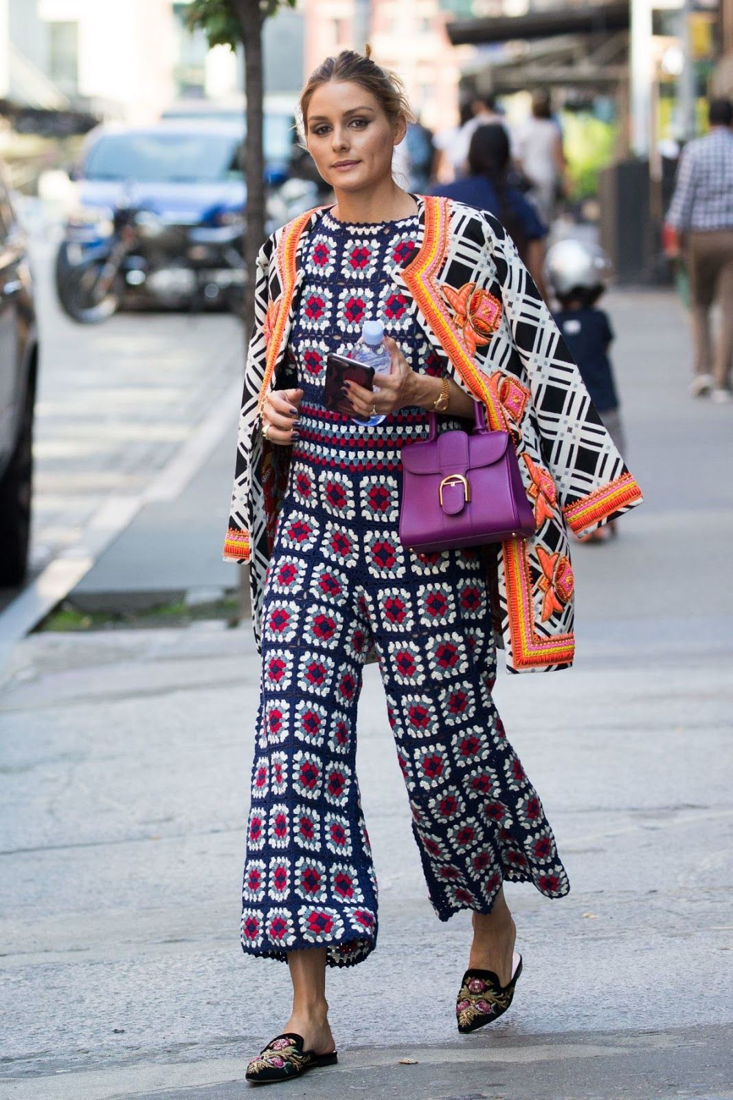 More of Olivia Palermo Stylish Starlets | Colorful fashion